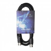HardCord MD-30 MIDI-кабель 3m 5pin