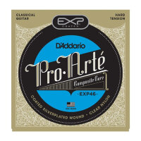 D'ADDARIO EXP46 стр. для кл. гит., Hard Tension